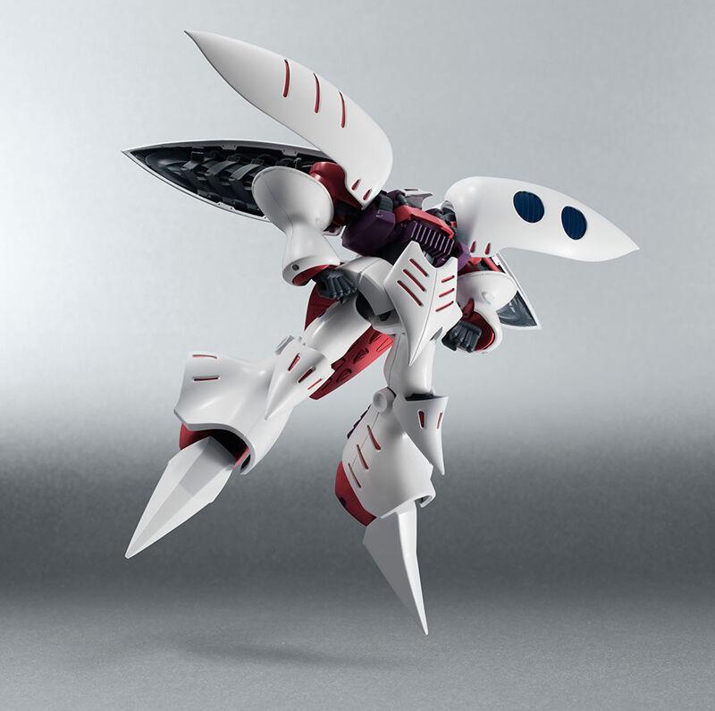 Robot Spirits Qubeley Side MS R199 Action Figure BANDAI