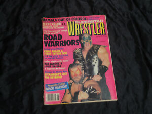 Vintage-WWF-WWE-NWA-WCW-Wrestling-Magazine-You-Pick