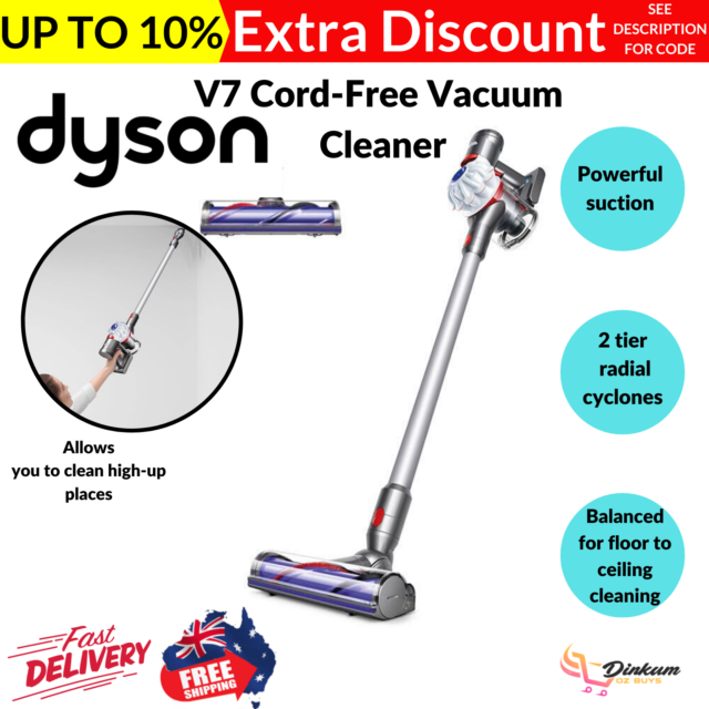 CLEARANCE: Brand New Dyson V7 Cordless Vacuum. 3 Shipping Options.