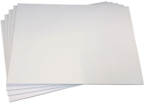 Schreibtischunterlage unbedruckt weiß DIN A2 Schreibunterlage 22343 TOP