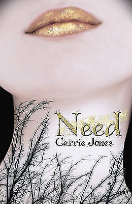 1 of 1 - Need by Carrie Jones (Paperback) New Book
