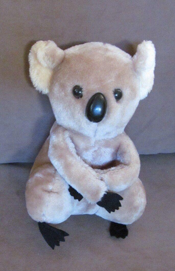 DAKIN VINTAGE 1978 BROWN KOALA BEAR PLUSH TOY TOY TOY 9  906d20