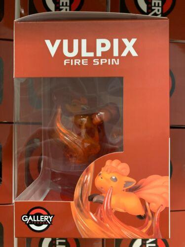 Pokemon Gallery Figures Sealed Vulpix Fire Spin Figure
