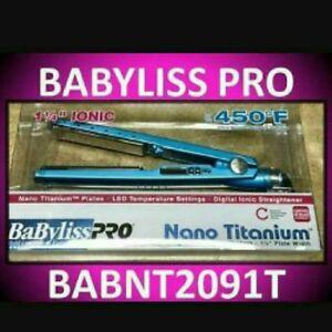 NEW-Babyliss-Pro-Nano-Titanium-Flat-Iron-straightener-1-1-4-034