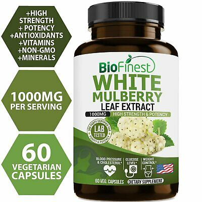 Biofinest White Mulberry Leaf Extract