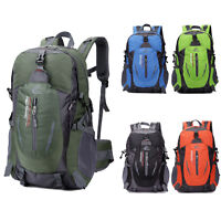 35L Outdoor Hiking Camping Waterproof Luggage Rucksack Backpack Bag Climbing New