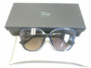 dd544bcd1b7 Christian Dior Sunglasses Glisten 3 S EU5 EU Crystal Opal Grey NEW ...