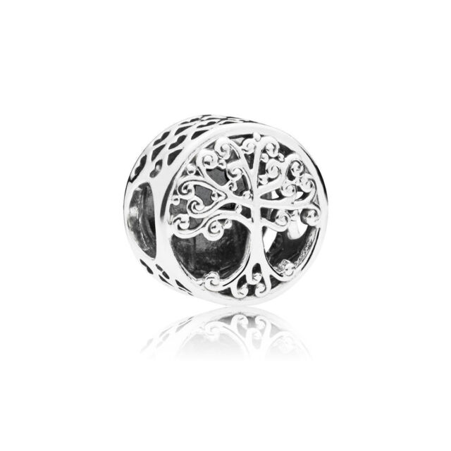 3f14cfe7f Genuine PANDORA Family Roots Openwork Charm S925 Ale 797590 for sale ...