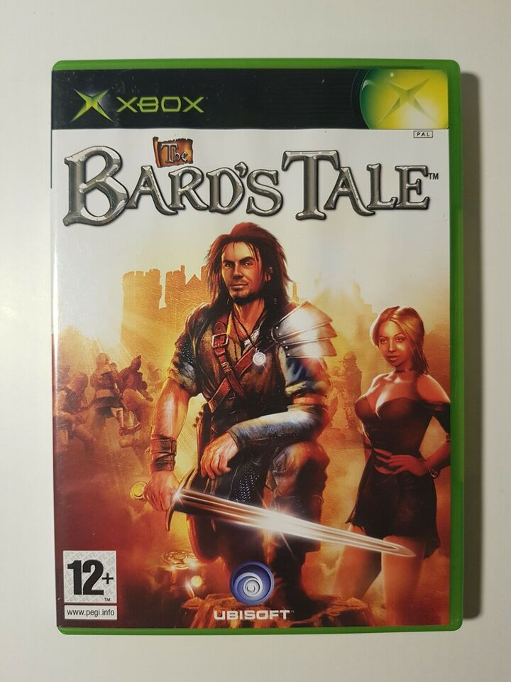 The Bards Tale, Xbox