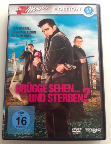 1 von 1 - Brügge sehen und sterben? Colin Farrell DVD Sammlung