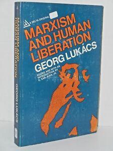 Marxism-and-Human-Liberation-1978-PB-by-Georg-Lukacs