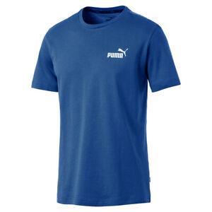 Détails sur Puma Homme Amplified T Shirt Bleu 854655 29