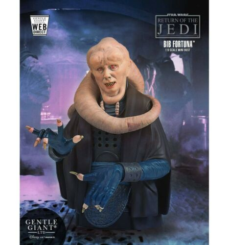 Gentle Giant Star Wars Episode VI buste 1//6 Bib Fortuna 18 cm