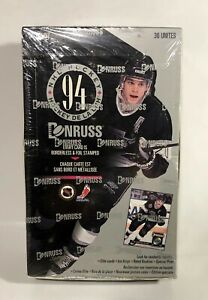 1994-Donruss-series-1-NHL-Hockey-Card-Box-36-packs-Factory-Sealed