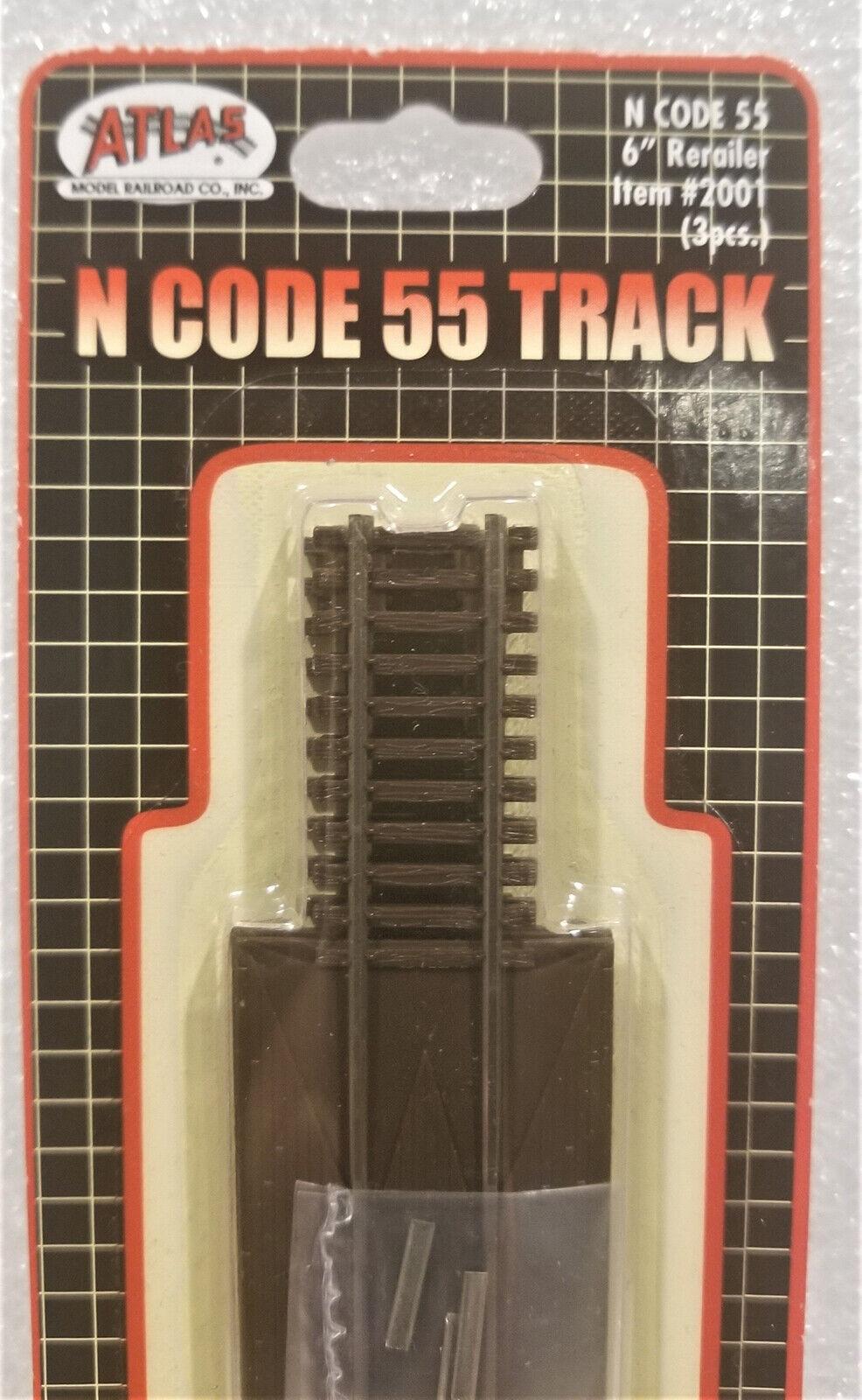 Atlas N Code 55 6 Rerailer