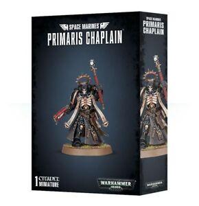 Primaris-Chaplain-Space-Marine-Warhammer-40K-NIB-Flipside