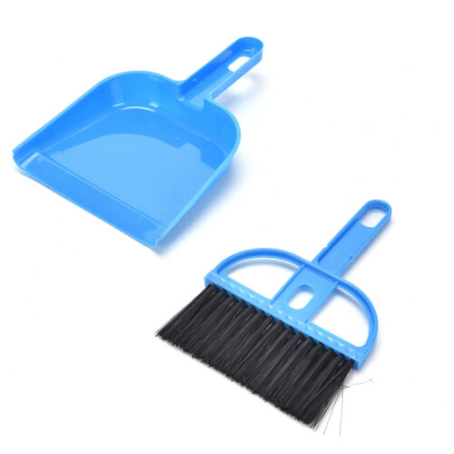 Small Whisk Type Broom Set Dust Pan Dustpan /& Brush For Cleaning Tool Outdoor~PN