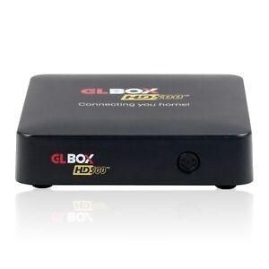 GLBOX HD500 4K UHD IPTV Box WLAN Unlimited Türkisch Persich Arabisch ohne Abo