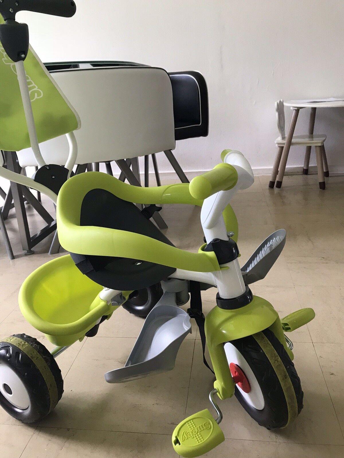 Tricycle evolutif