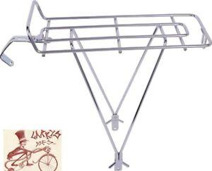 Wald 215 Silver Rear Bike Rack Ebay