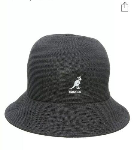 Authentic KANGOL Mens Tropic Casual Bucket Hat Cap