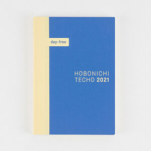 Hobonichi-Techo-Day-Free-2021-Agenda-A6-Daily