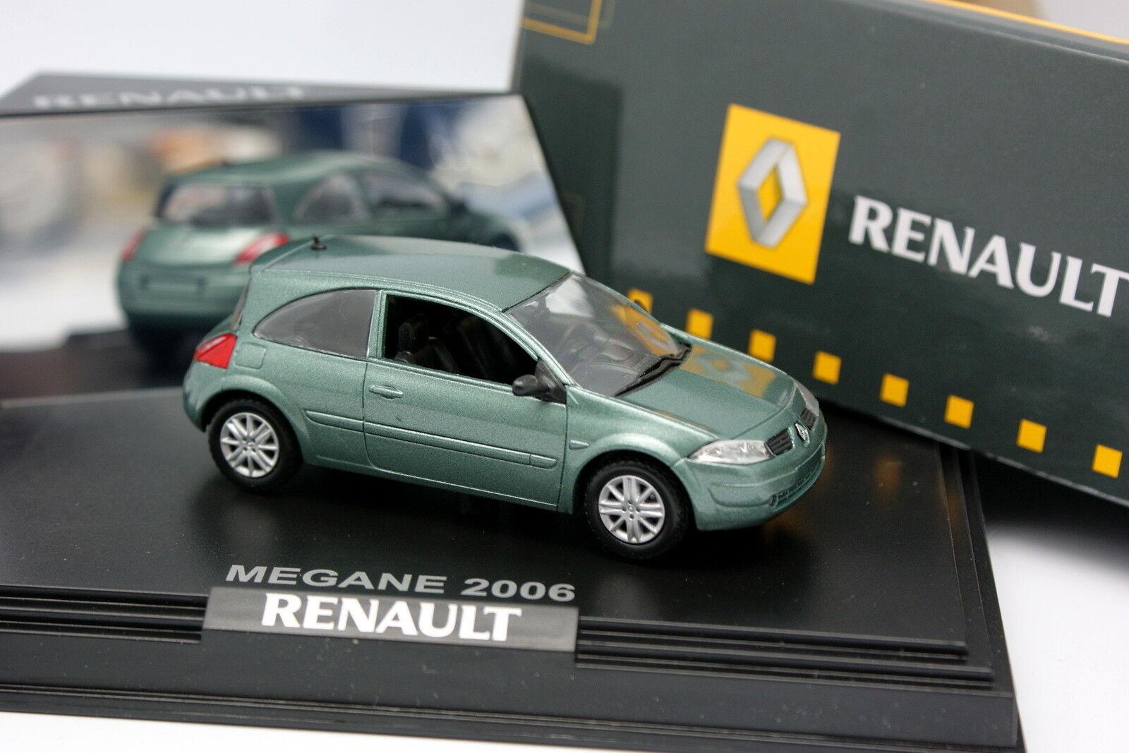 Norev 1 43 - Renault Megane Megane Megane 2006 verdee 063fcc