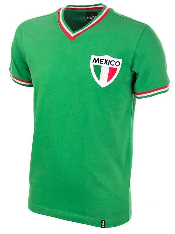 Copa Mexiko (Mexico) Trikot 80er Jahre NEU 5005