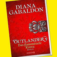 DIANA GABALDON | OUTLANDER - Das flammende Kreuz | Roman (Buch)