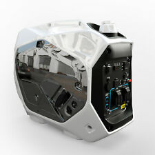 Gentrax Inverter Generator Electric Start 2.2KW Max 2KW Rated Petrol Sine Wave