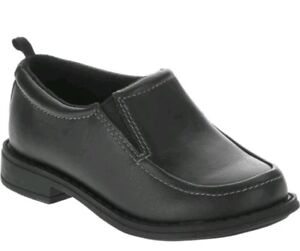 Healthtex Toddler Boys Dress Shoe Black Size 10 Cushion Arch Support ... 7d90ab3d0