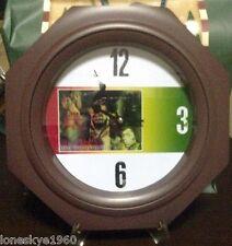 JIMI HENDRIX Memorabilia Collectors' Wall Clock