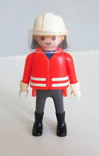PLAYMOBIL (G2213) POMPIERS - Pompier en Tenue d'Intervention 3881