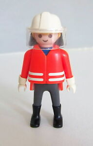 POMPIERS Pompier en Tenue d/'Intervention 3881 PLAYMOBIL G2213