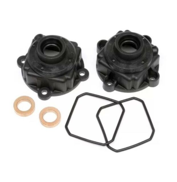 HPI 85426 DIFFERENTIAL CASE SET [CHASSIS PARTS] NEW GENUINE HPI RACING R/C PART!