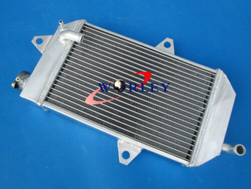 Aluminum Radiator For ATV YAMAHA banshee YFZ350 YFZ 350 1987-2007 88 89 90 98 00