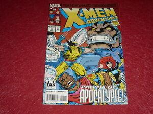 Bd-Marvel-Comics-Dc-USA-X-Men-Adventures-8-Temporada-II-1994