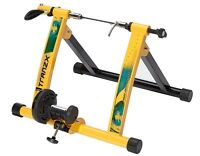 Tranz X Rollentrainer Jd-113q Magnet Bremse Fahrrad Rennrad Mtb Rolle