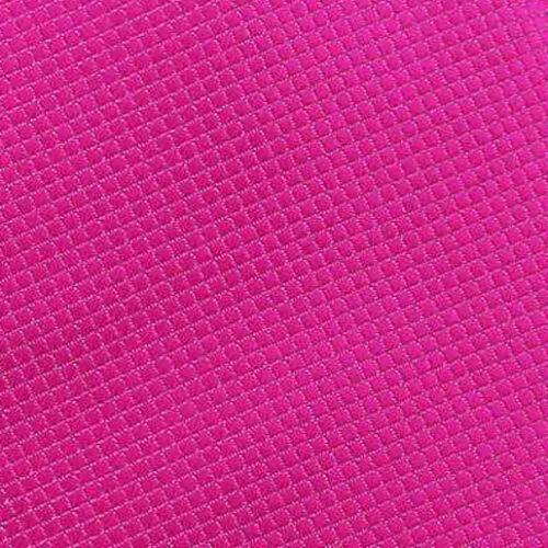 DQT Survêtement Plain Solid Check Fuchsia Pink formellement Casual Mens Classic Tie