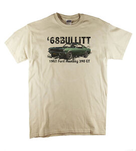 1968-Bullitt-Steve-McQueen-Mustang-Classic-Vintage-Retro-Print-Natural-T-shirt