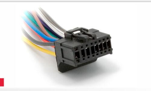Carav 15-006 cable del Adaptador Conector universal para pioneer deh-P autorradio