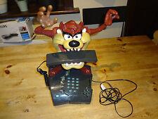 Tasmanian Devil Taz Mania Looney Tunes Animated House Home Phone -waner bros