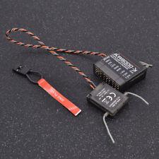 Ar8000 2.4ghz DSMX 8 Channel Receiver &satellite Support Jr Spektrum Dx7/dx8/dx9