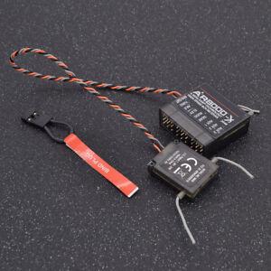 AR8000-2-4GHz-DSMX-8-Channel-Receiver-amp-Satellite-Support-JR-Spektrum-DX7-DX8-DX9