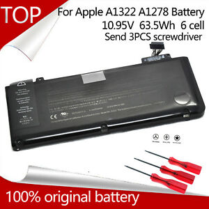 Genuine-OEM-A1322-Battery-For-Macbook-Pro-13-034-A1278-Mid-2009-2010-2011-2012-NEW