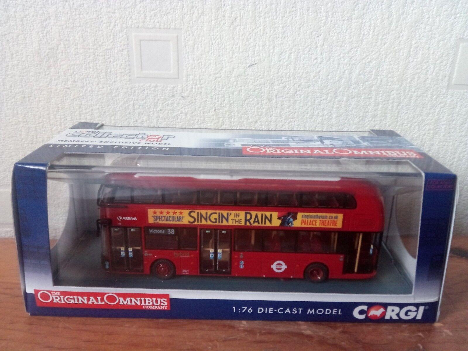 CORGI OM46603 Nouveau Bus pour bus londonien