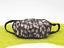 Hergo-Mund-Nasen-Maske-Leo-schwarz-100-Polyester Indexbild 1