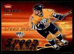 2006-07-Fleer-speed-Machines-Paul-Kariya-SM16