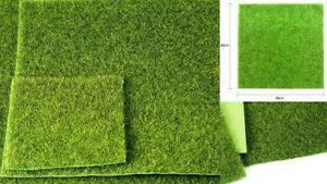Kunstrasen ca 30x30cm dekoration basteln rasen gras - Kunstrasen zum basteln ...