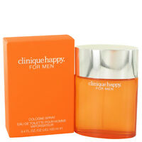 Clinique Happy Cologne Men Spray Fragrance Fragrance